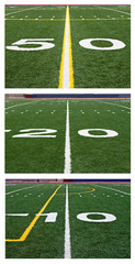 American Football Yard Line Collection