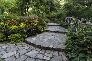 Shakespeare Garden Central Park, New York City