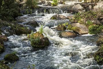 Wasserfall quer