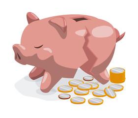 savings graphic
