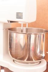 automatic mixer,close up