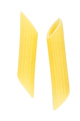 Close - up Italian Macaroni Pasta raw food