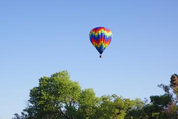 Hot Air Balloon Soar