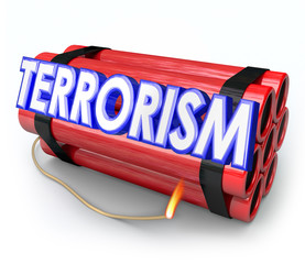Terrorism Bomb Dynamite Blow Up Attack Danger