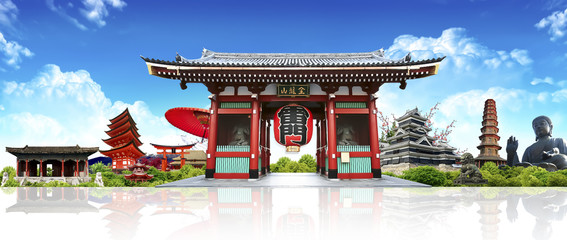Amazing Japan, All Location Japan tourism