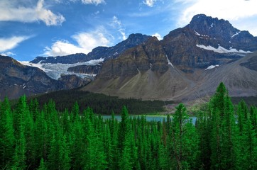 Canidian Rocky Mountains..