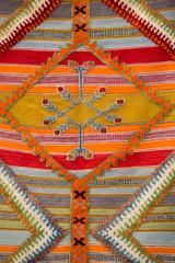 Moroccan Berber carpet background