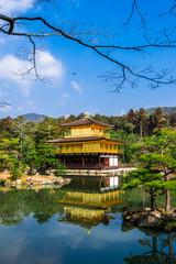 京都 金閣寺 Kinkaku-ji