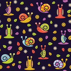 Seamless snail