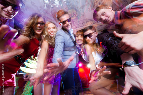 dance party - 70235633