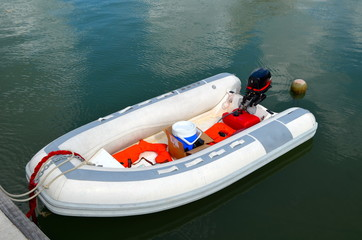 Small Inflatable Boat