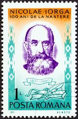 Nicolae Iorga (Romania 1971)