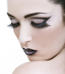 Make-up scuro