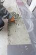 Worker tiled