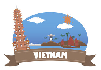 Vietnam. Tourism and Travel