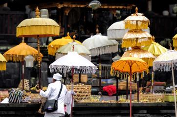 temple besakih indonesia