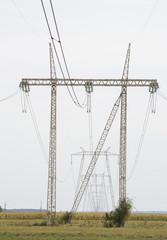 Electrical energy power grid