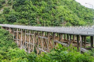Bridge concrete