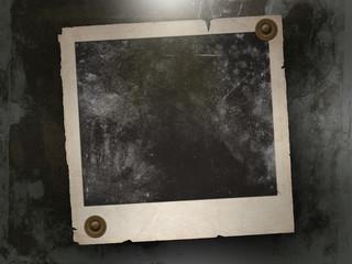 Polaroid Niete Wand
