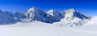 Winter mountains, panorama - Italian Alps - 70239829