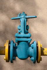 The gas supply valve