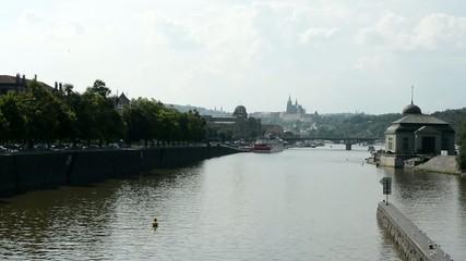 Prague, Czech Republic - Prague Castle (Hradcany)