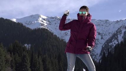 Winter Fun in Nature