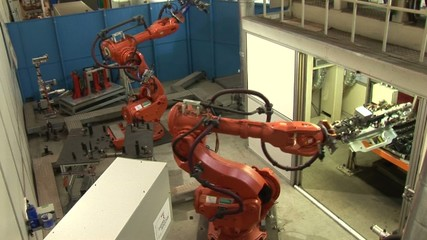 Industrial Robots Future Technology