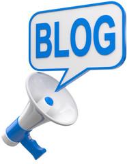 Megaphone Blog