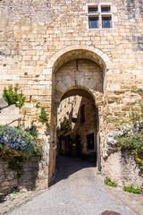 Porte d'entrée village cordes-sur-ciei