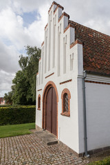 Kapelle in Lindelse