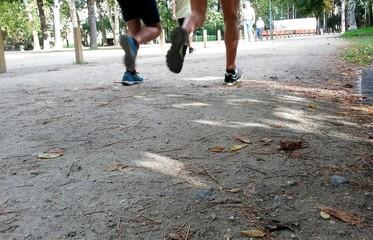 Corriendo por galicia
