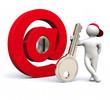 3D Man e-mail guard