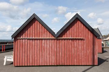 Rote Hütten