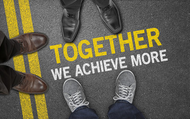 Together we achieve more!