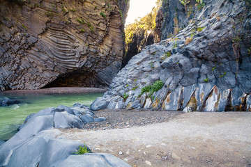 Alcantara Gorge