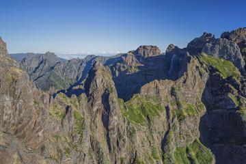 Wandern auf Madeira, Weg zum Pico Ruivo