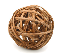 Wicker sphere