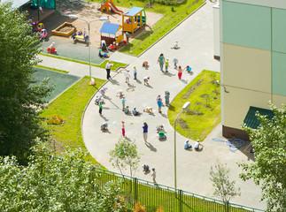 kindergarten outdoor