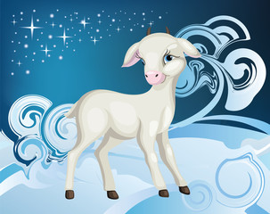 goat winter