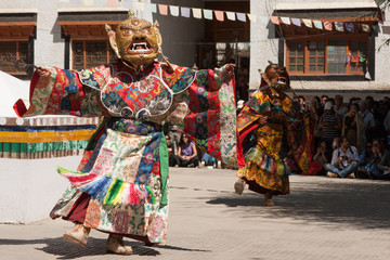Dance in Leh