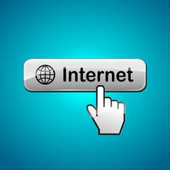 Vector internet button