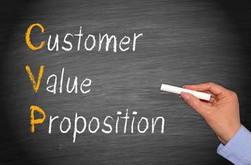 CVP - Customer Value Proposition