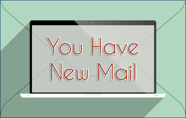 You have new mail