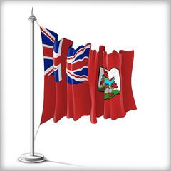 Flag of Bermudas