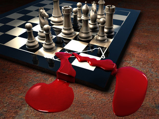 Chess: end of the battle