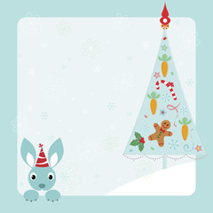 Rabbit Christmas
