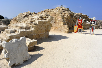 National park Apollonia, Israel