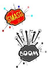 smash boom bahhhhhhh