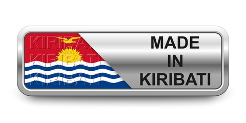Made in Kiribati Button